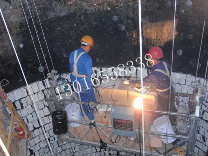 包头稀土铝业有限公司烟囱防腐改造工程