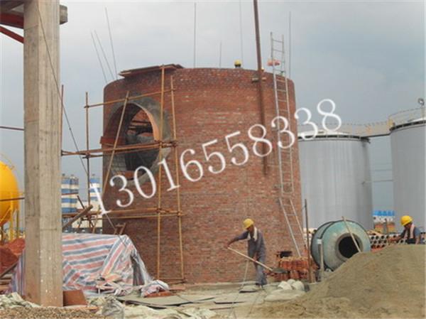 60米烟囱新建施工方案